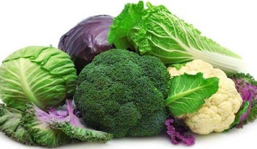 овощи семейства
