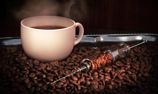 кофе шприц
