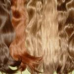 волосы разные