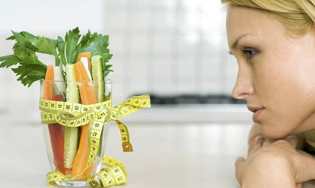 худение на овощах