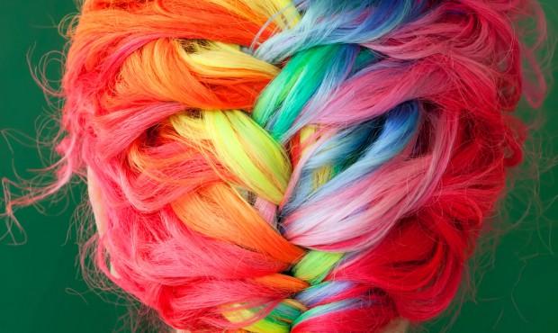 краска волос 1
