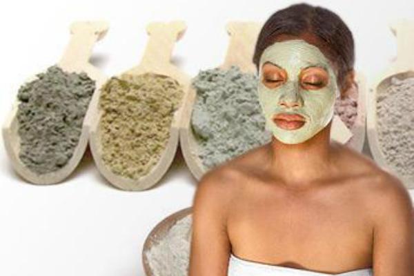 маски из глины