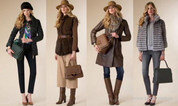 мода осень 1