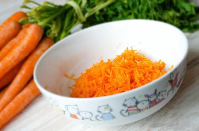 маска из моркоаки