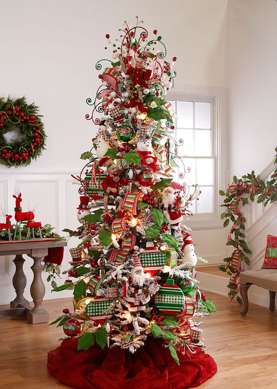 Christmas tree 2017 decorations