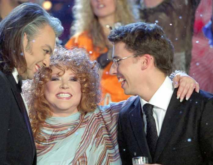 Пугачева, Галкин и Киркоров хором спели после концерта «Любовь, похожая на сон»